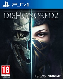 Dishonored 2 Incl. Russian Audio PS4