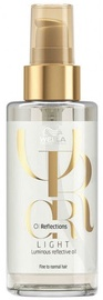 Aliejus plaukams Wella Oil Reflections Light Luminous Reflective Oil, 100 ml