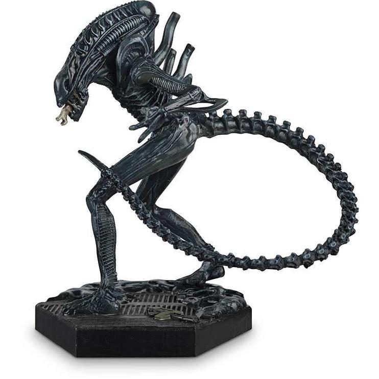 Žaislinė figūrėlė Eaglemoss Collections Aliens Xenomorph Warrior