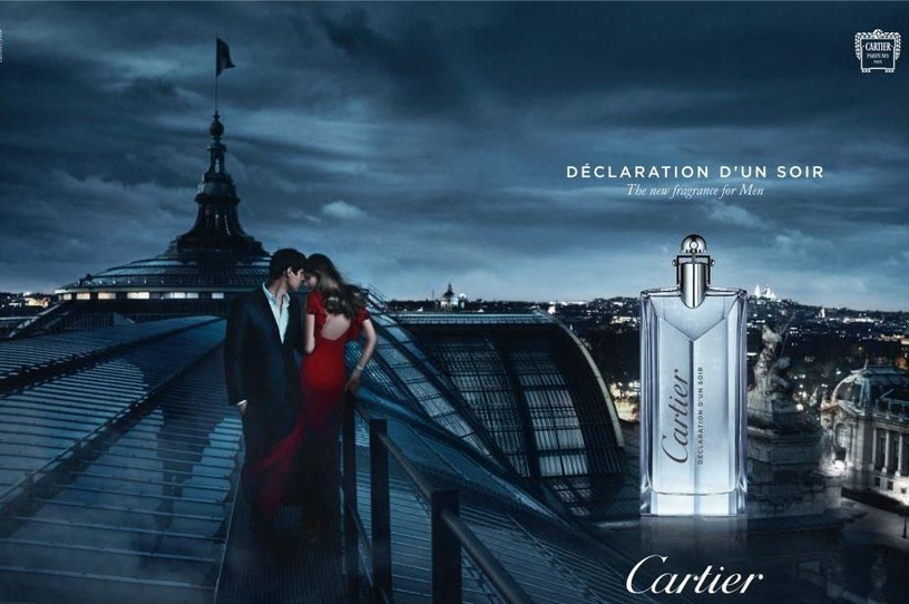 Kvepalai Cartier Declaration d´Un Soir 100ml EDT