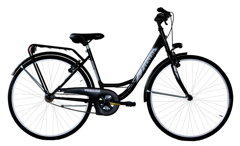 Frejus Venere City Bike Lady 26'' Black