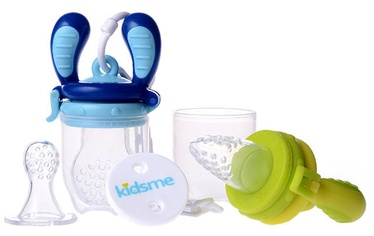 Kidsme Food Feeder Starter Pack Aquamarine/Lime