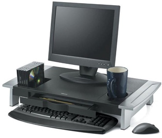 Fellowes Stand for Monitor LCD/TFT Premium Black