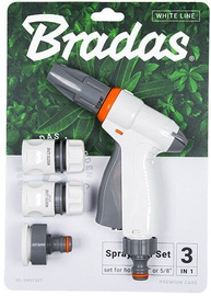 Bradas WL-EN6TSET White Line Spray Gun Set