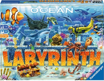 Stalo žaidimas Ravensburger Ocean Labyrinth 26652