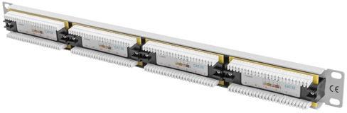 Lanberg PPU5-1024-S 24 Port Panel
