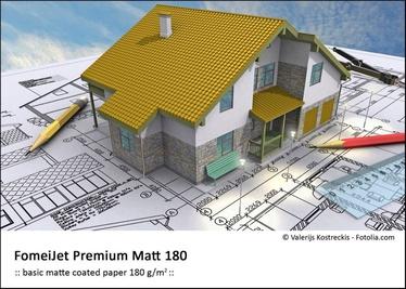 Fomei Jet Premium Matt A4 / 500