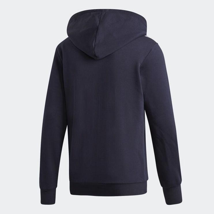 Пиджак Adidas Essentials 3 Stripes Fleece Hoodie DU0475 Blue 2XL