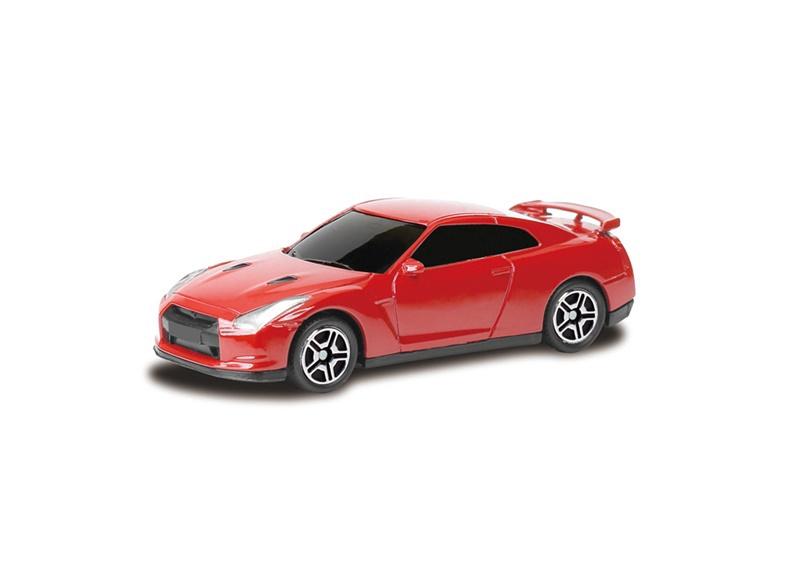Žaislinė mašina RMZ city, Nissan GT - R 344013S