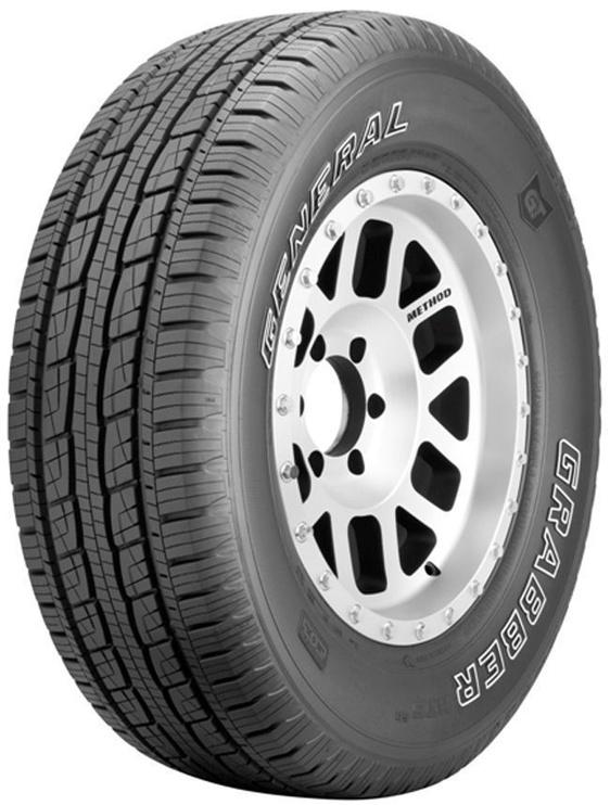 Vasaras riepa General Tire Grabber Hts 60, 265/65 R17 112 T E C 72