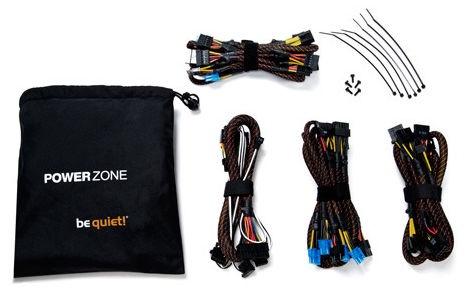 Be Quiet! ATX 2.4 Power Zone 750W BN211