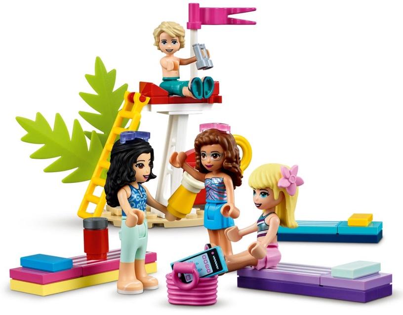 Konstruktorius LEGO® Friends 41430 Vasaros pramogų vandens parkas