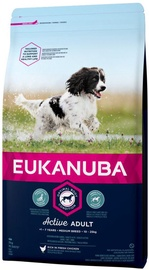 Eukanuba Adult Medium Breed Chicken 3kg