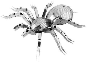 Juguetronica Fascination Metal Earth Tarantula 3D Metal Model