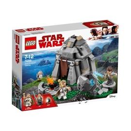 Konstruktor LEGO Star Wars,  Treniruotės Ahch-To saloje 75200
