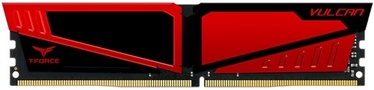 Team Group Vulcan 16GB 2400MHz CL14 DDR4 KIT OF 2 TLRED416G2400HC14DC01