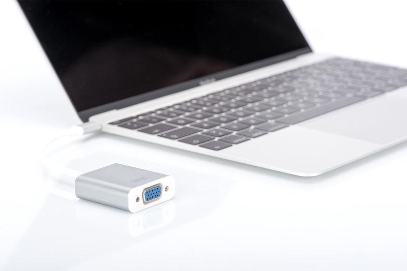 Digitus USB Type-C VGA Graphic Adapter
