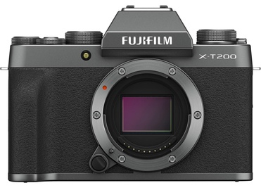Системный фотоаппарат Fujifilm X-T200 Body Dark Silver