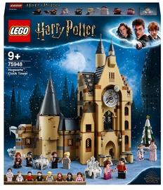 Конструктор LEGO Harry Potter Часовая башня Хогвартса 75948, 922 шт.