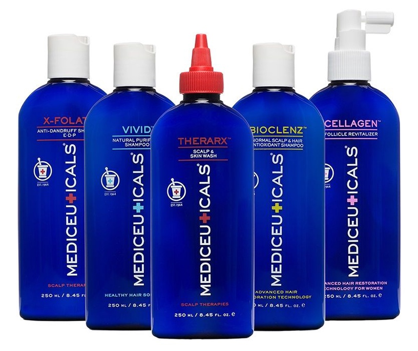 Šampūnas Mediceuticals Saturate Moisturising, 1000 ml