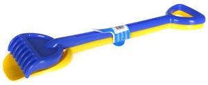 Verners Shovel And Rake 498