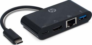 HP USB Type-C 4 Port Hub