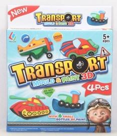 Transport Mould & Paint 3D