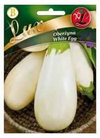 Sėklos baklažanas LUX White Egg