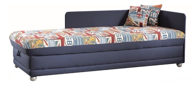 Libro Iga GB Bed 200x84 Blue