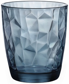Bormioli Rocco Diamond Tumbler Ocean Blue 385ml 110097