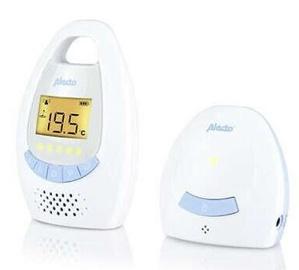 Мобильная няня Alecto DBX-20, белый