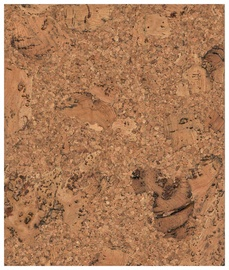SN Cork Wall Cover Icebrg NAT205 30x60 Brown