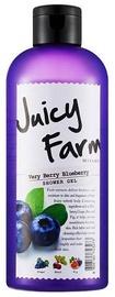 Missha Juicy Farm Shower Gel Very Berry Blueberry 300ml
