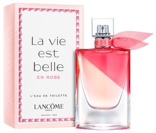 Tualettvesi Lancome La Vie Est Belle En Rose 100ml EDT