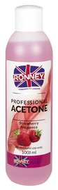 Ronney Acetone With Strawberry Fragrance 1000ml