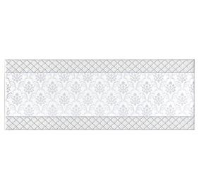 Keraminė dekoruota plytelė Whitehall, 40 x 15 cm
