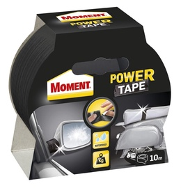 LĪMLENTEMOMENT POWER TAPE 10 m SARKANK