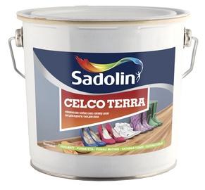 Grindų lakas Sadolin Celco Terra 20, pusiau matinis, 2.5 l