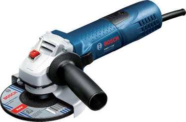 Bosch GWS 7-115 E Angle Grinder with Case