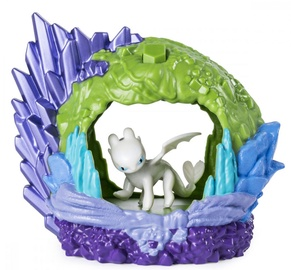 Spin Master How To Train Your Dragon Hidden World Playset Lightfury
