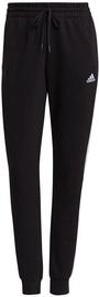 Adidas Essentials Fleece 3-Stripes Pants GM5551 Black L
