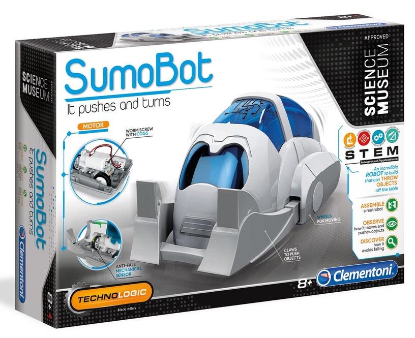 Игрушечный робот Clementoni SumoBot