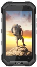 Mobilusis telefonas Blackview BV6000S Dual Black