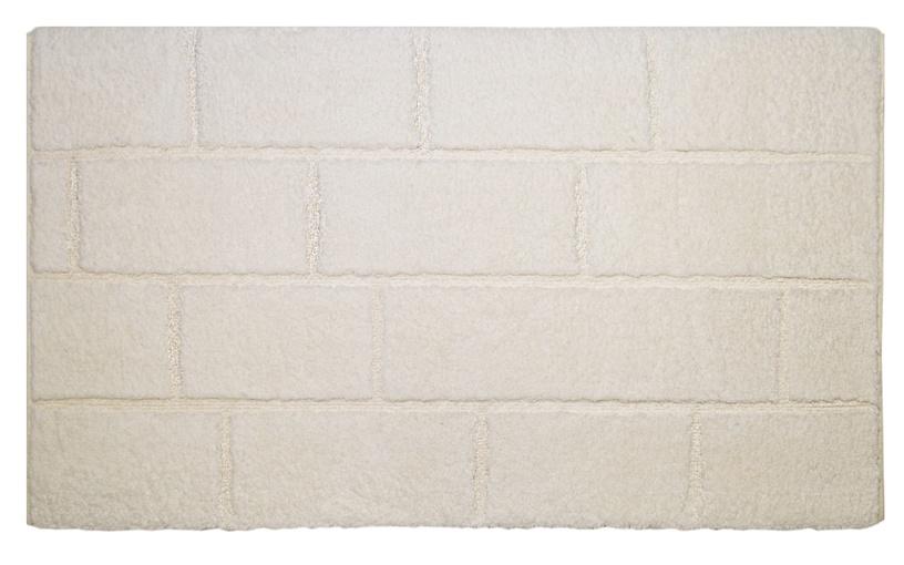 Vannas istabas paklājs Saniplast Wall Naturale, bēša/smilškrāsas, 1000x550 mm