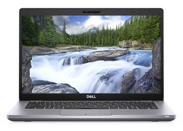 "Nešiojamas kompiuteris Dell Latitude 5410 Silver N101L541014EMEA Intel® Core™ i5, 8GB/256GB, 14"""