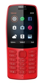 Nokia 210 Dual Red LV