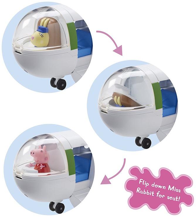 Peppa Pig PVC Figures Air Jet 06227