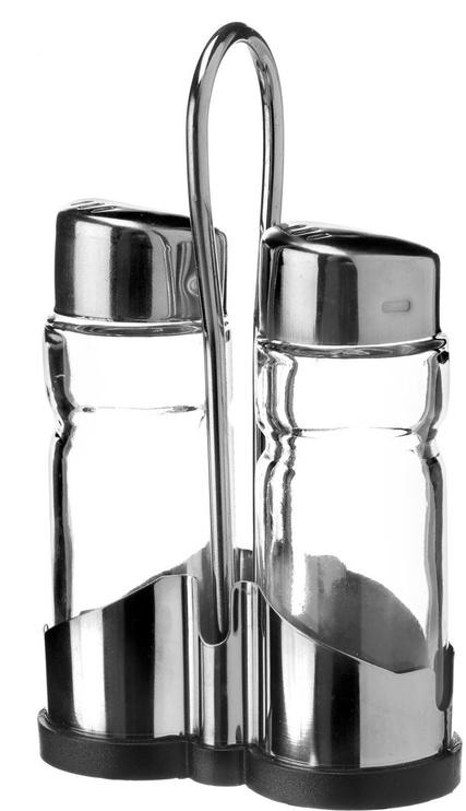 Maitseainete topsid Galicja Fabio Salt & Pepper Tray Set