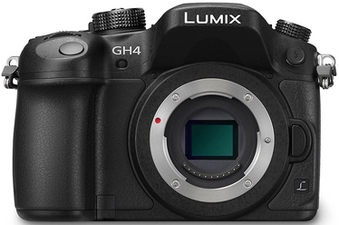Panasonic Lumix DMC-GH4 Body Black