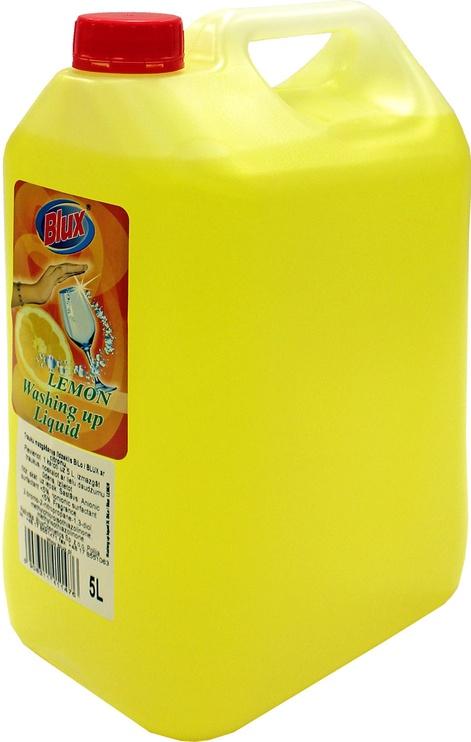 Blux Washing Up Liquid BiLo Lemon 5L 87155